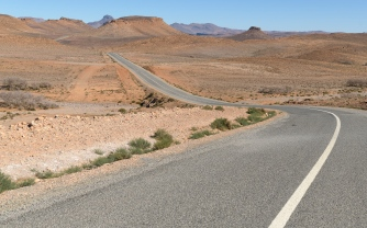 Along the road from Icht to Tafroute