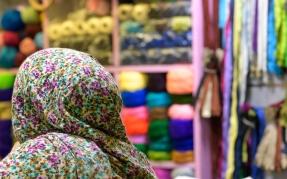 Market in Sidi Ifni