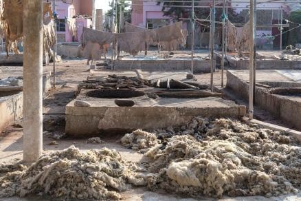 Tanneries in Taroudannt