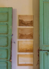 Art shop inside Taouirt Kasbah