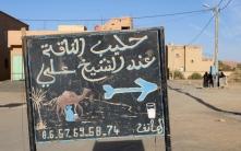 Camel Milk advertising