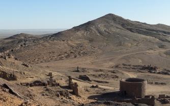 Abandoned Mining City
