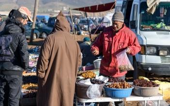 Azrou Berber Market