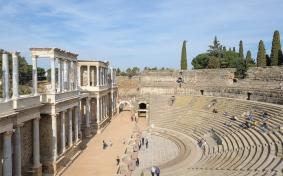 Merida Roman Amphitheater