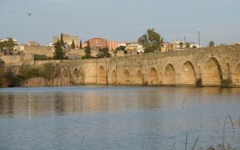 Roman bridge / Merida