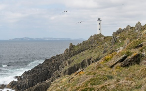 Galician Lighthouse