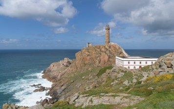 Lighthouse at Cabo Vilan