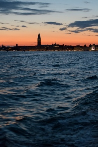 Evening light in Venice