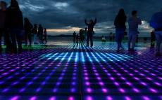 Sun Salutation - Zadar