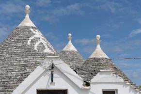 Trulli Houses - Alberobello